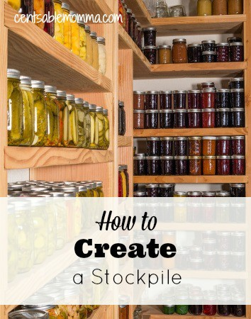 Learn how to create a grocery and toiletry stockpile at rock-bottom prices.
