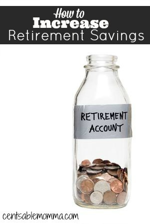 How to Increase Your Retirement Savings