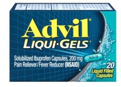 Printable Coupon: $2 off Advil + Walmart Deal
