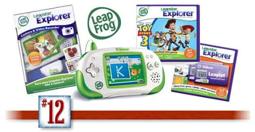 Grateful Giveaway #12: Leapster Explorer Prize Package