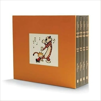 The Complete Calvin and Hobbes Boxed Set: $39.61 (60% off) + FREE Shipping