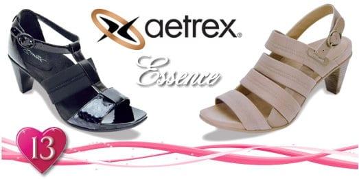 Grateful Giveaway#13: Aetrex Essence Heels