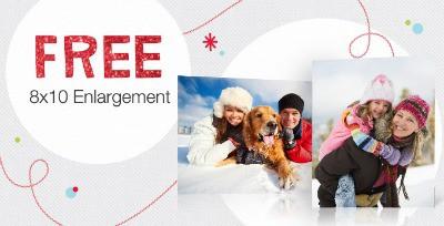 Walgreens: FREE 8×10 Photo