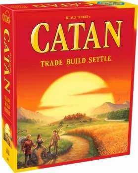 Catan Board Game: $29.99 (39% off) + FREE Shipping