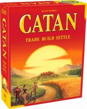 Catan Board Game + $20 Walmart Gift Card: $43.90 (31% off) + FREE Shipping