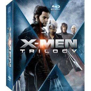 X-Men Trilogy on Blu-ray: $9.99 (71% off)