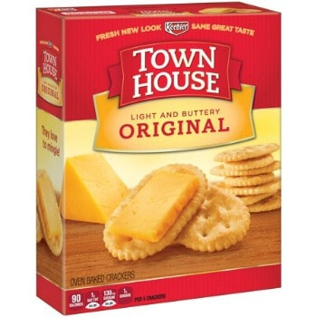 Printable Coupon: $1/2 Keebler Town House Crackers + Walgreens Deal