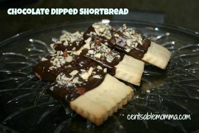 ChocolateDippedShortbread