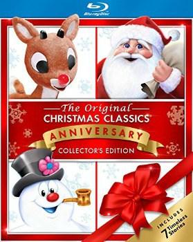 The Original Christmas Classics Blu-ray Set: $12.91 (48% off)