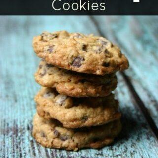 Oatmeal Chocolate Chip Cookies Recipe