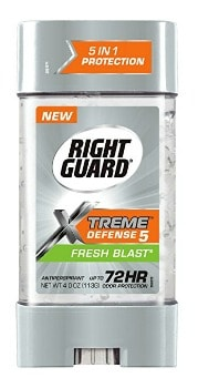 picture regarding Right Guard Printable Coupon named Printable Coupon: B2G1 Absolutely free Specifically Defend XtremeDeodorant +
