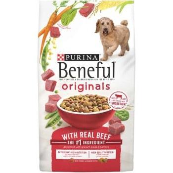 Printable Coupon: $2.50 off Beneful Dog Food + Walmart Deal