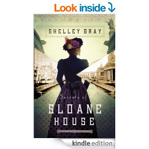 Cheap Kindle Book: Secrets of Sloane House (The Chicago World's Fair Mystery Series Book 1) for $1.99 (88% off)