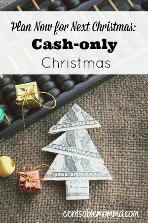 Does a cash-only Christmas sound impossible to you? Find out how to start saving now for Christmas next year and let go of the stress of paying for the holiday.  You can make Christmas this year debt-free!