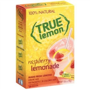 Printable Coupon: $0.70 off True Lemon Product + Target Deal