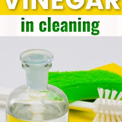 17 Uses for Vinegar in Cleaning