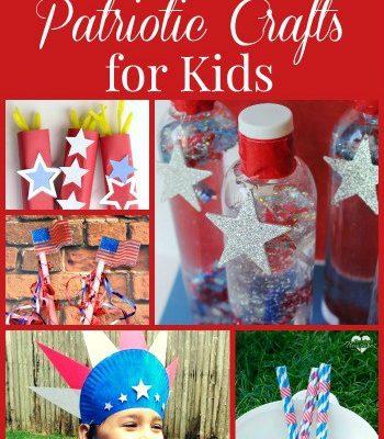 10 Fun Patriotic Crafts for Kids