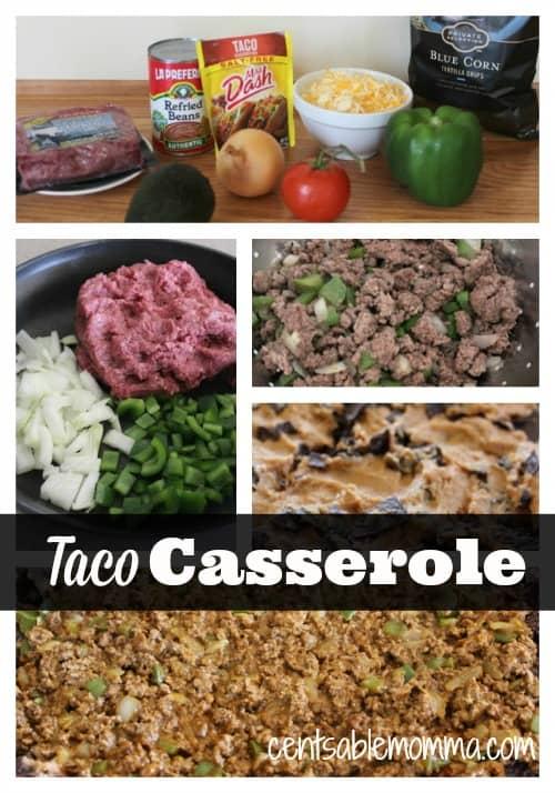 Taco-Casserole-In-Process