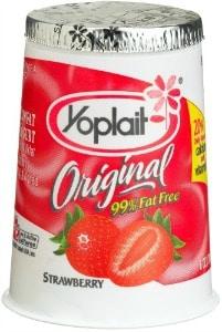Yoplait-Yogurt