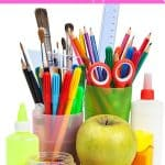 Need supplies for back-to-school? Check out these 8 Tips to Save Money on School Supplies before you go shopping.