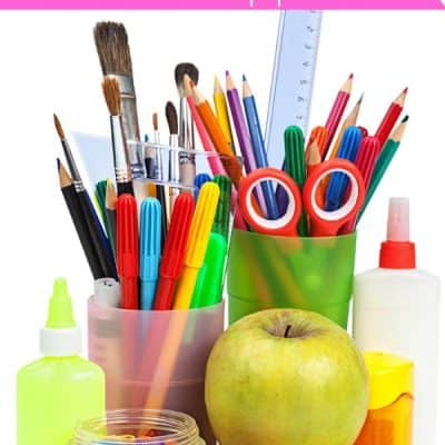 8 Tricks to Save Money on School Supplies