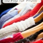 If you want to make some extra money, you'll want to check out these 6 Best Garage Sale Items to Flip For Profit.