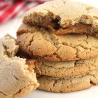 Caramel Apple Cider Cookies Recipe