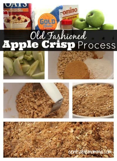 Old-Fashioned-Apple-Crisp-Process