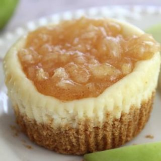 Mini Apple Cheesecakes Recipe