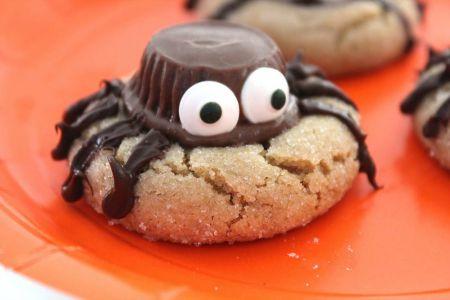 Peanut-Butter-Spider-Cookies-Horizontal