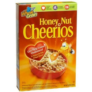 picture about Cheerios Coupons Printable identify Printable Coupon: $0.50/1 Honey Nut Cheerios Cereal + CVS