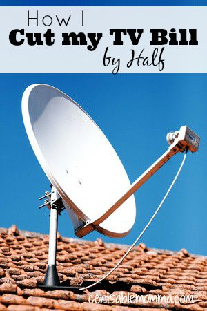 If you feel like you're paying too much money for your TV service, check out these tips for how I negotiated to reduce my satellite TV bill by half (without signing a contract).