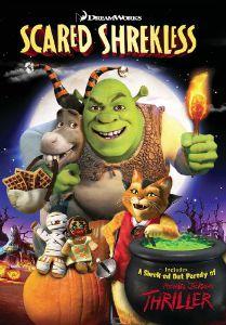 Scared-Shrekless-DVD
