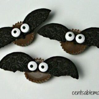 Mini Reese's Bat Snack