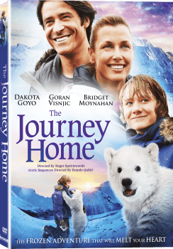 The Journey Home DVD: Giveaway