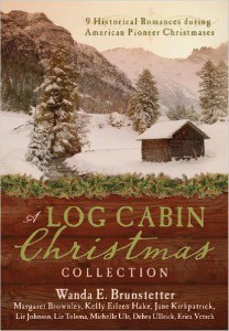FREE Kindle Book: A Log Cabin Christmas