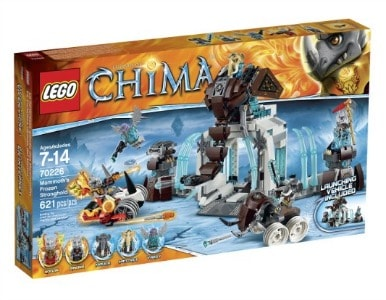 LEGO-Chima-Mammoth's-Frozen-Stronghold
