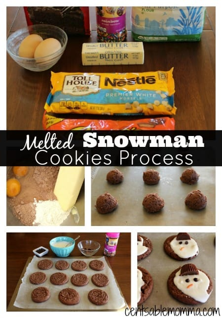 Melted-Snowman-Cookies-Process
