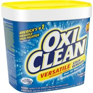 photograph regarding Oxiclean Printable Coupon called Printable Coupon: $2.18 off OxiClean Within just-Clean Product or service +