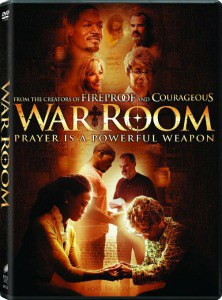 War Room on Blu-ray and DVD 12/22: Review + Giveaway