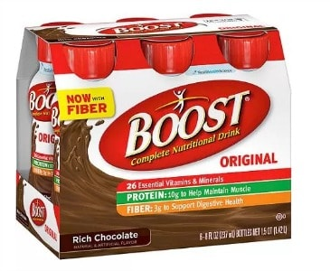 Printable Coupon: $2/2 Boost Nutritional Drink + Walmart Deal