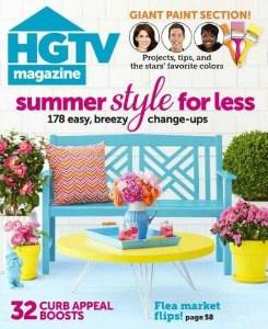 HGTV Magazine: $12.95 per year + More