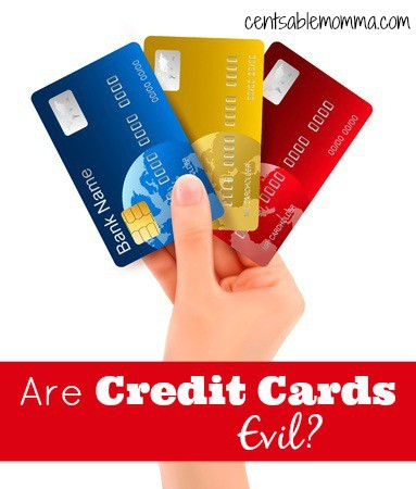 Do you think that credit cards are evil? When used responsibly, there can be some benefits to paying with a credit card, including these 4 important ones.