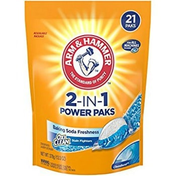 photograph relating to Arm and Hammer Detergent Coupons Printable named Printable Coupon: $1 off Arm Hammer Electrical power Paks + Walgreens