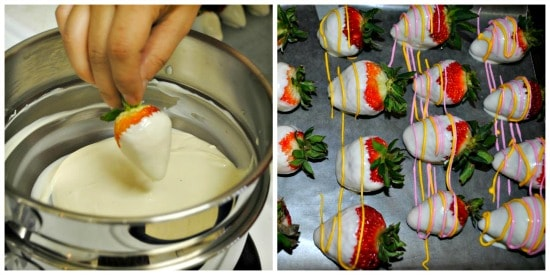 Easter-Chocolate-Covered-Strawberries-Process