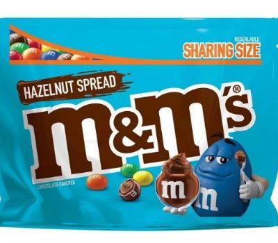 Printable Coupon: $1/2 Bags Hazelnut M&M's + Walmart or Target Deal