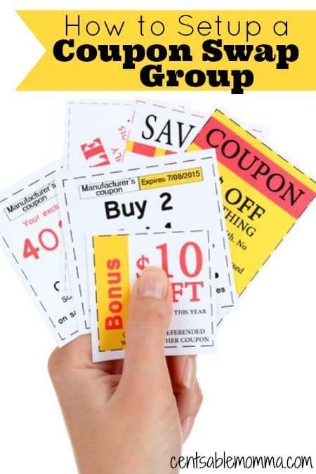 If you're looking for additional coupons without going to extremes, set up a Coupon Swap group with your friends using these 5 tips.