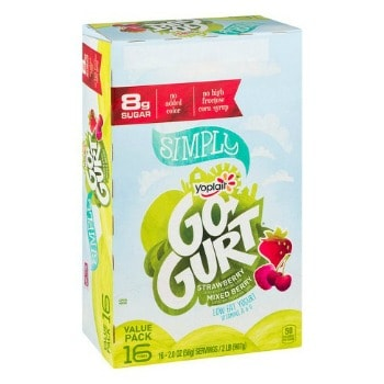 image relating to Yoplait Printable Coupon named Printable Coupon: $1 off Yoplait Move-Gurt + Walmart Bundle