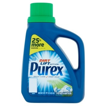 picture regarding Purex Coupons Printable identified as Printable Coupon: $1 off Purex Laundry Detergent + Future