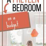 Como decorar um quarto de pré-adolescente dentro do orçamento 3